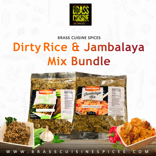 Brass Cuisine Rice Mix Bundle