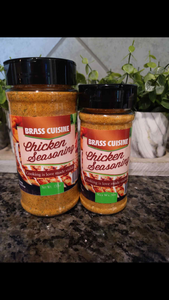Brass Cuisine Chicken Seasoning