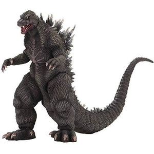 NECA Godzilla Action Figure [2003 Classic] | My Hero Booth