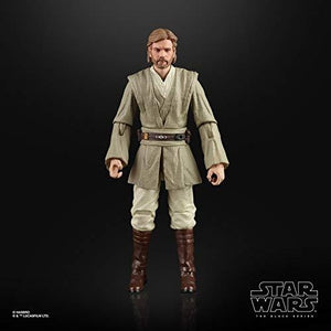 STAR WARS The Black Series OBI-Wan Kenobi (Jedi Knight) Toy 6