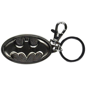 DC Batman Logo Pewter Keyring : My Hero Booth