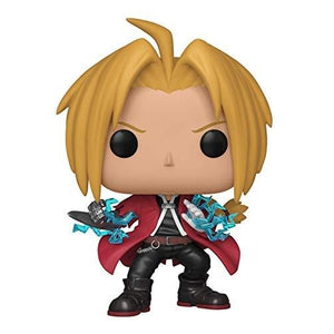 Funko Pop Animation: Full Metal Alchemist - Ed (Styles May Vary) Collectible Figure, Multicolor : My Hero Booth