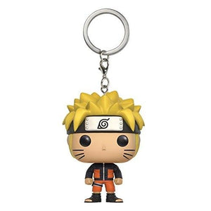 Funko POP Naruto Keychain : My Hero Booth