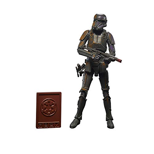 STAR WARS The Black Series Credit Collection Imperial Death Trooper Toy 6-Inch-Scale The Mandalorian Collectible Figure (Amazon Exclusive) | My Hero Booth