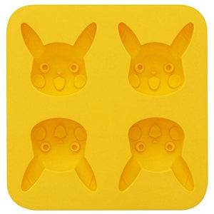 Molds Silicon Yakiyaki Mini Madeleine Pokemon Pikachu XY | My Hero Booth