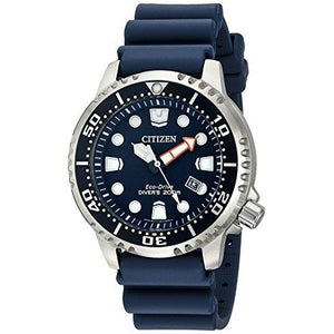 Citizen Men's Eco-Drive Promaster Diver Watch With Date, BN0151-09L : My Hero Booth