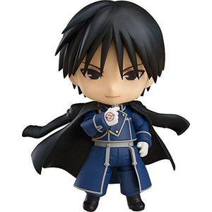 Good Smile Fullmetal Alchemist: Roy Mustang Nendoroid Action Figure : My Hero Booth