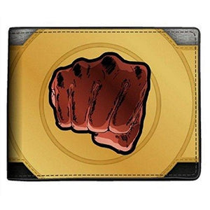 One Punch Man Bi-Fold Wallet Standard : My Hero Booth