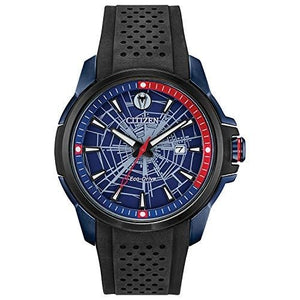 Spider Man: Citizen Collectible Watch (Model: AW1156-01W) : My Hero Booth