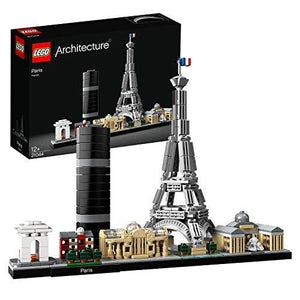 21044 LEGO Architecture Paris2019 [JANUARY] | My Hero Booth