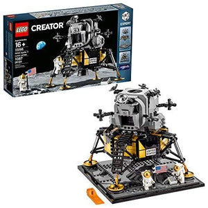 LEGO Creator Expert NASA Apollo 11 Lunar Lander 10266 Building Kit, New 2020 (1,087 Pieces) | My Hero Booth
