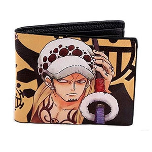 One Piece Wallets,PU Leather Wallets : My Hero Booth