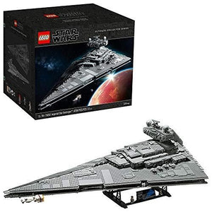 LEGO Star Wars: A New Hope Imperial Star Destroyer 75252 Building Kit, New 2020 (4,784 Pieces) | My Hero Booth