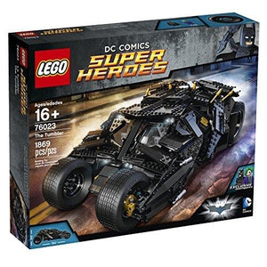 LEGO Superheroes 76023 The Tumbler (Discontinued by manufacturer) | My Hero Booth