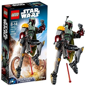 LEGO Star Wars: Return of the Jedi Boba Fett 75533 Building Kit (144 Piece) | My Hero Booth