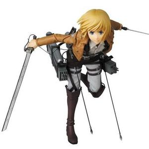 Attack on Titan: Armin Arlert Real Action Hero Figure -Action Figure-My Hero Booth