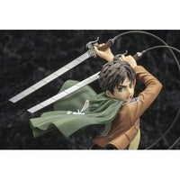 Attack on Titan Artfx J Eren Yeager (1/8scale Pvc) -Action Figure : My Hero Booth