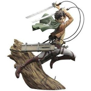 Attack on Titan Artfx J Eren Yeager (1/8scale Pvc) -Action Figure | My Hero Booth