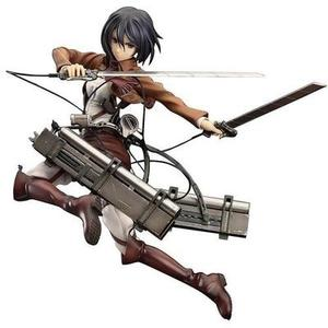 Attack on Titan: Mikasa Ackerman PVC Figure, 1:8 Scale -Action Figure | My Hero Booth