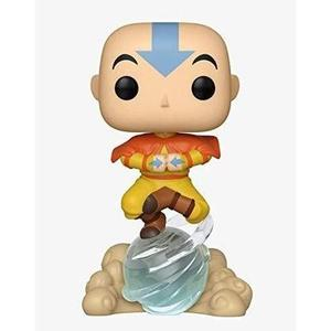 Avatar: The Last Airbender - Aang on Airscooter Pop! Exclusive | My Hero Booth