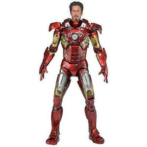 Avengers Battle Damaged Iron Man Action Figure, 1/4 Scale | My Hero Booth