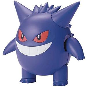 Bandai Hobby - Pokemon - Gengar, Bandai Spirits Pokemon Model Kit | My Hero Booth