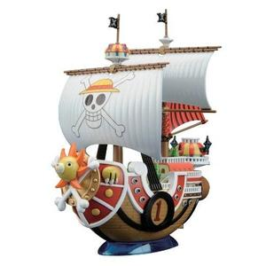 Bandai Hobby Thousand Sunny Model Ship One Piece - Grand Ship Collection-My Hero Booth