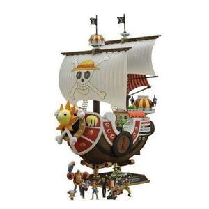 Bandai Hobby Thousand Sunny Model Ship One Piece New World Version -Action Figure | My Hero Booth