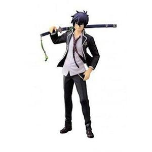 BANPRESTO Ichiban Kuji Ao no Exorcist | Figure | A Prize Okumura Rin Figure ( Japanese Import )-My Hero Booth