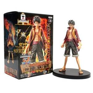 Banpresto Monkey D. Luffy One Piece Film Z 6