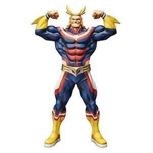Banpresto My Hero Academia Grandista All Might Exclusive -Action Figure : My Hero Booth