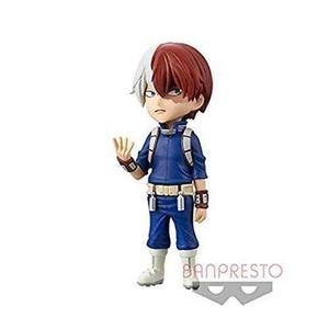 Banpresto My Hero Academia World Collectible Figure Figurine 7cm vol.2 Shoto -Action Figure | My Hero Booth