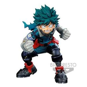 Banpresto My Hero Academia World Figure Colosseum Modeling Academy Super Master Stars Piece The Izuku Midoriya : My Hero Booth