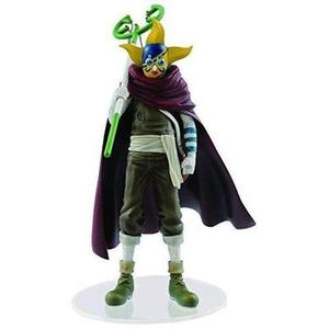 Banpresto One Piece 6.3-Inch Soge-King Figure, Dramatic Showcase 3rd Season Volume 2 -Action Figure-My Hero Booth