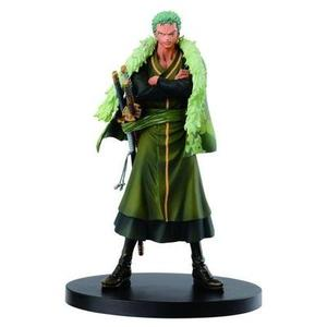 Banpresto One Piece 6.7-Inch 15th Anniversary Edition Zoro DXF Sculpture -Action Figure-My Hero Booth