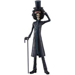 Banpresto One Piece 7-Inch Film Gold Brook DXF Sculpture, The Grandline Men Volume 2 -Action Figure-My Hero Booth