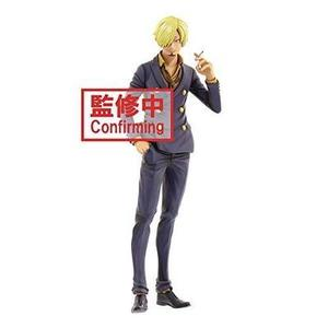 Banpresto One Piece Grandista Sanji Manga Dimensions-My Hero Booth