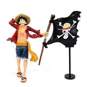 Banpresto One-Piece Magazine Figure, Red -Action Figure-My Hero Booth