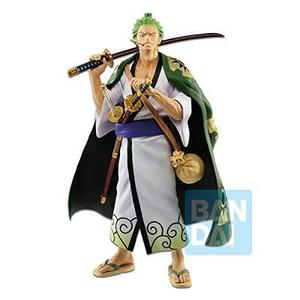 Banpresto Onepiece Roronoa Zoro Japanese Style Figure (TBA) -Action Figure | My Hero Booth