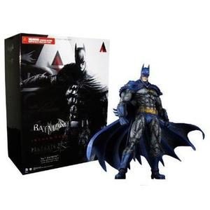 Batman Arkham City Play Arts Kai Batman (TM) 1970s Batsuit Skin | My Hero Booth