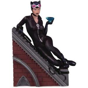 DC Collectibles Villains Multi-Part Statue: Catwoman, Multicolor, Model:JUN190624-My Hero Booth