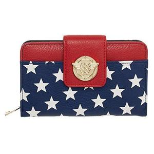 DC Comics Wonder Woman Suit Up Wallet : My Hero Booth
