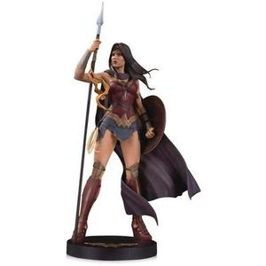 DC Designer Series: Wonder Woman by Jenny Frison Statue | My Hero Booth