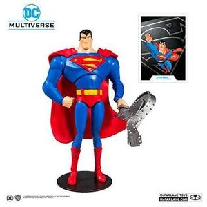 DC Multiverse Superman: Superman The Animated Series Action Figure-My Hero Booth