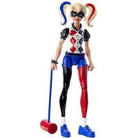 DC Super Hero Girls: Harley Quinn Action Figure | My Hero Booth