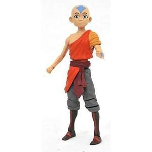 DIAMOND SELECT TOYS Avatar The Last Airbender: Aang Action Figure | My Hero Booth