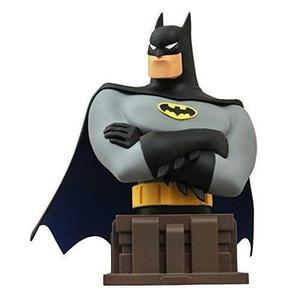 DIAMOND SELECT TOYS Batman The Animated Series: Batman Resin Bust Statue : My Hero Booth