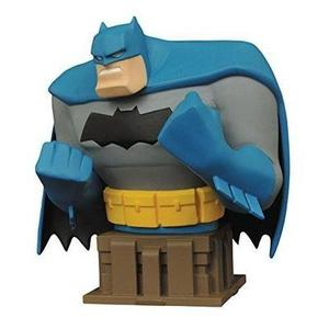DIAMOND SELECT TOYS Batman: The Animated Series: Dark Knight Batman Bust,6 inches : My Hero Booth
