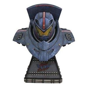 DIAMOND SELECT TOYS Legendary Film: Pacific Rim Gipsy Danger Scale Resin Bust, 10