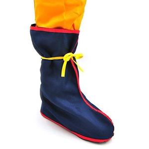 Dragon ball Son Goku Cosplay Overshoes Navy | My Hero Booth